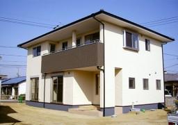 ゆとりのある倉敷の家