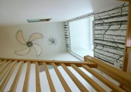 リビング階段~風が通り抜ける家~
