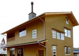 伝統工法の家