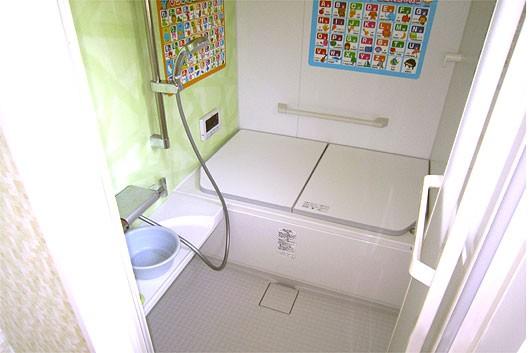快適なバスルームにリフォーム