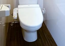 エコカラット&キッチンパネルでトイレをリフォーム