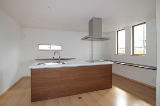 キッチンが2つある2世帯住宅