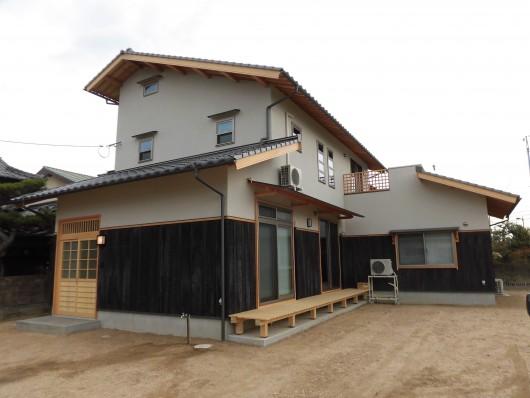 新倉敷の家