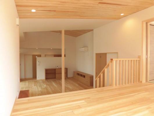 木のぬくもりあふれる平屋~デザイナーズハウス~